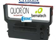 Cintas dp-600 citizen/quorion/bematech mp20 /bmc