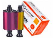 Cinta a color evolis r3011 impresora carnet