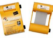 Cinta impresora pvc zebra zxp serie 3 color doble