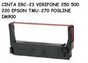 Cinta erc-23 verifone 250 posline im900 epson tmu2