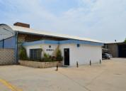 Galpon industrial  venta av goajira