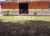 Re/max partners vende terreno hacienda la caracará