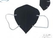 Se vende mascarillas kn95 negras sin valvulas