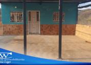 Se vende casa en via coro churuguara