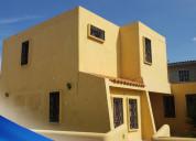 Se vende casa en los orumos
