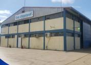 Se vende fabrica en zona industrial