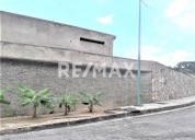 Re/max partners vende terreno con bienhechuría