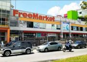 Local en free market, urb. la granja, naguanagua.