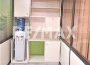 Re/max partners vende oficina en el edificio orión