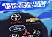 Repuestos para vehiculos en barquisimeto