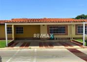 Re/max partners vende casa en el morichal