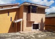 Casa en venta urbanización guataparo.