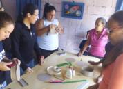 Cursos clases y talleres manualidades en maracay