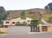 Casa en venta urbanización lomas del este
