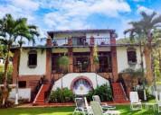 Casa en venta estilo colonial español amoblada san